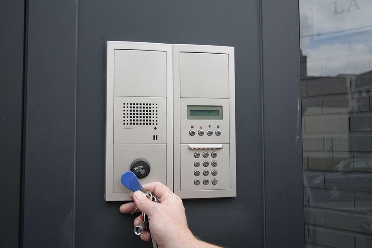 Digicode, interphone et contrôle d'accés à Bussy-Saint-Georges