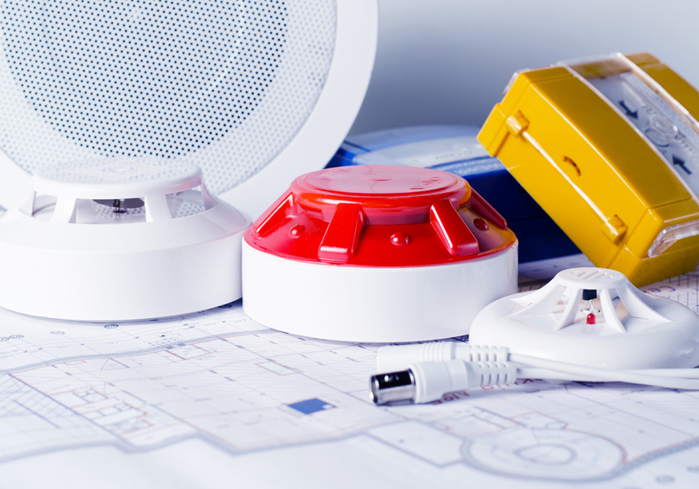 installation système d'alarme