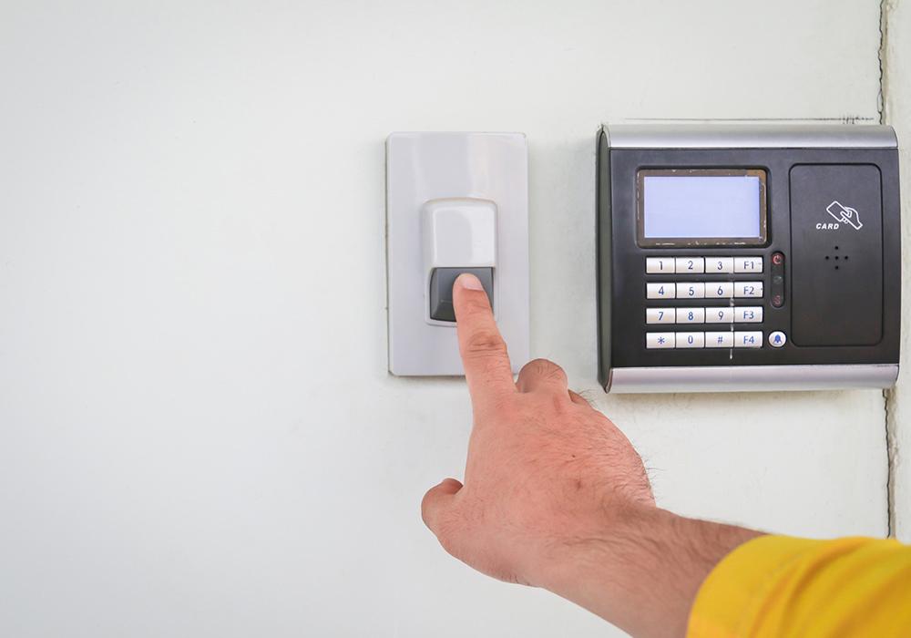 dépannage système d'alarme