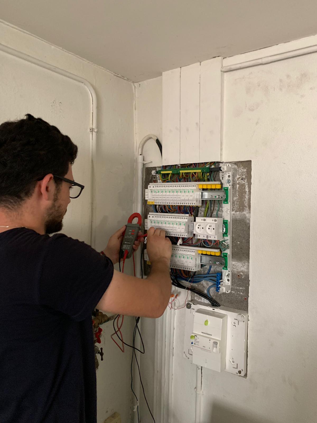 réparateur tableau électrique bussy-saint-georges